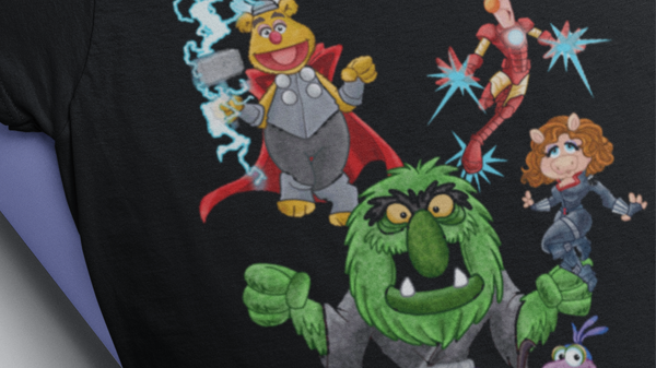 Super Puppets T-shirt
