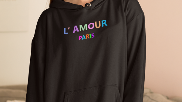 L' Amour HOODIE