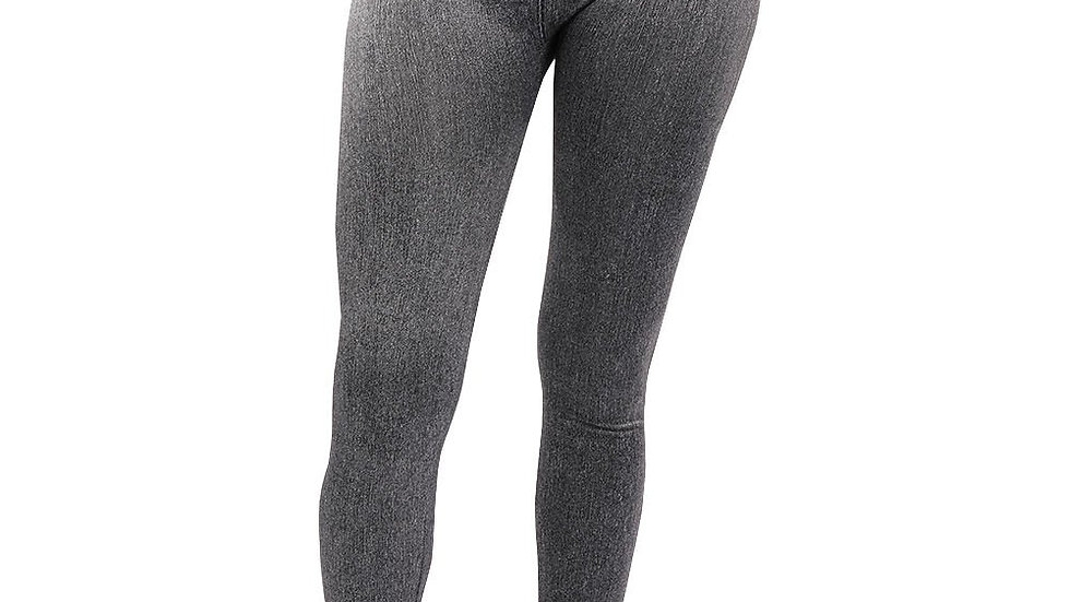 Doheny Bodycon Jegging / Legging - Grey
