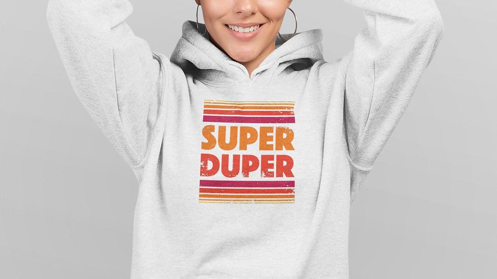 Super Duper Women Hoodie