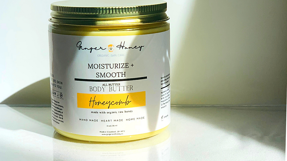 All Butter Honeycomb Body Butter