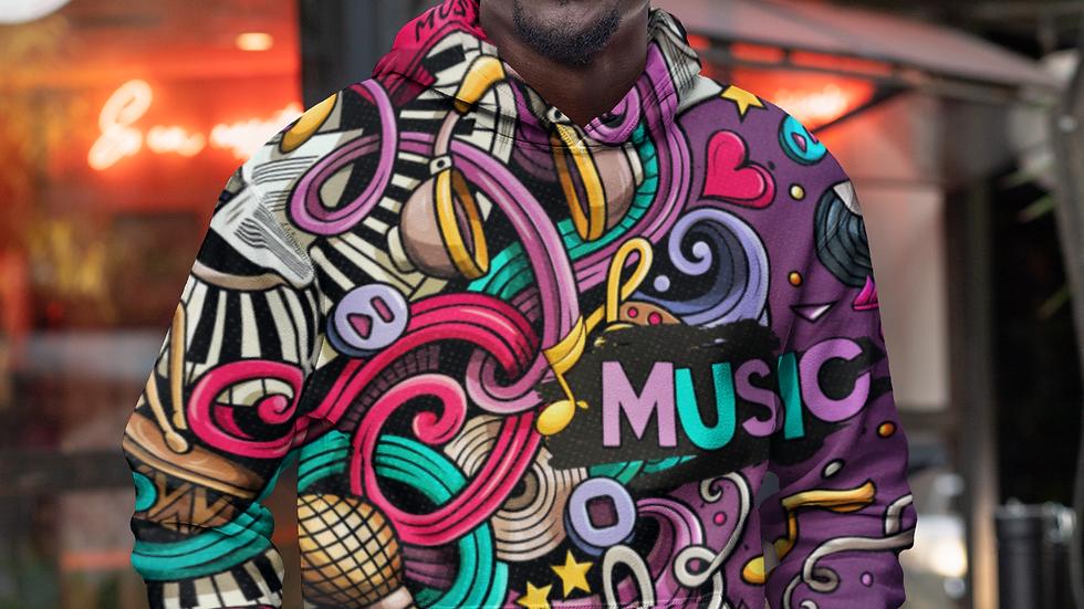 Music Hoodie Unisex