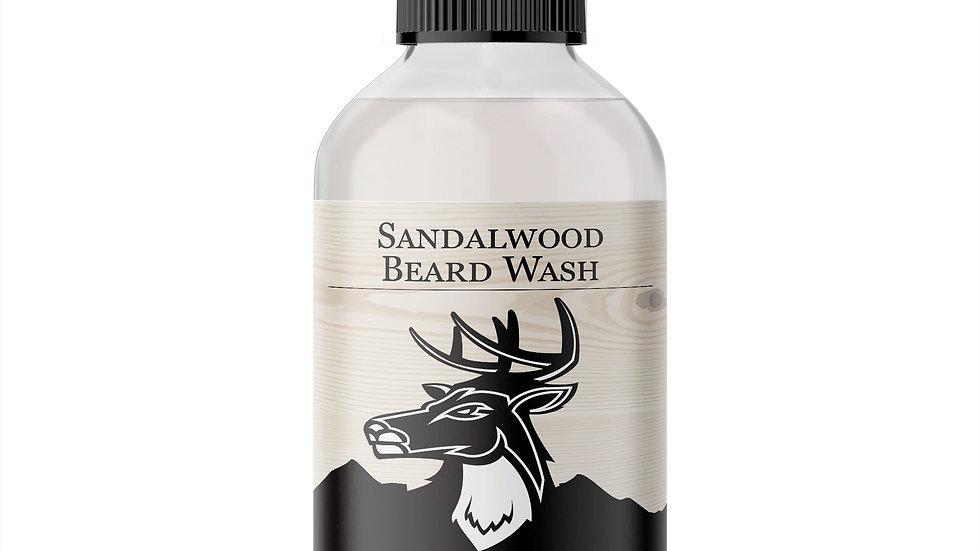 Sandalwood Beard Wash