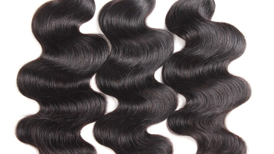Styleicon Body Wave Human Remy Hair 3 Bundle Deal Peruvian Hair 30Inch Bundle