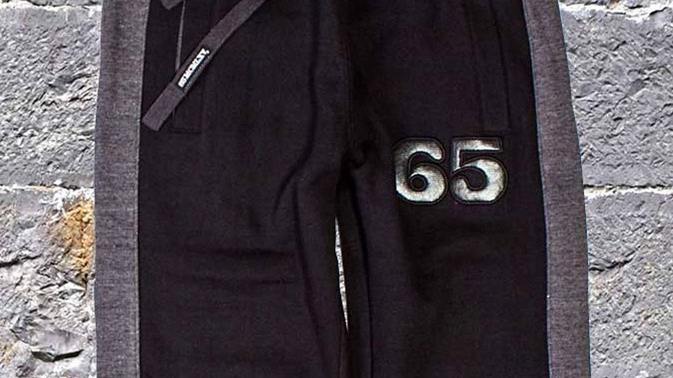 65 McMlxv Men's Dress Sweat Pant in Black