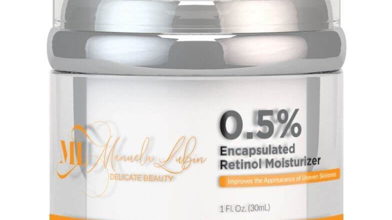 Retinol High Quality Restorative Moisturizer