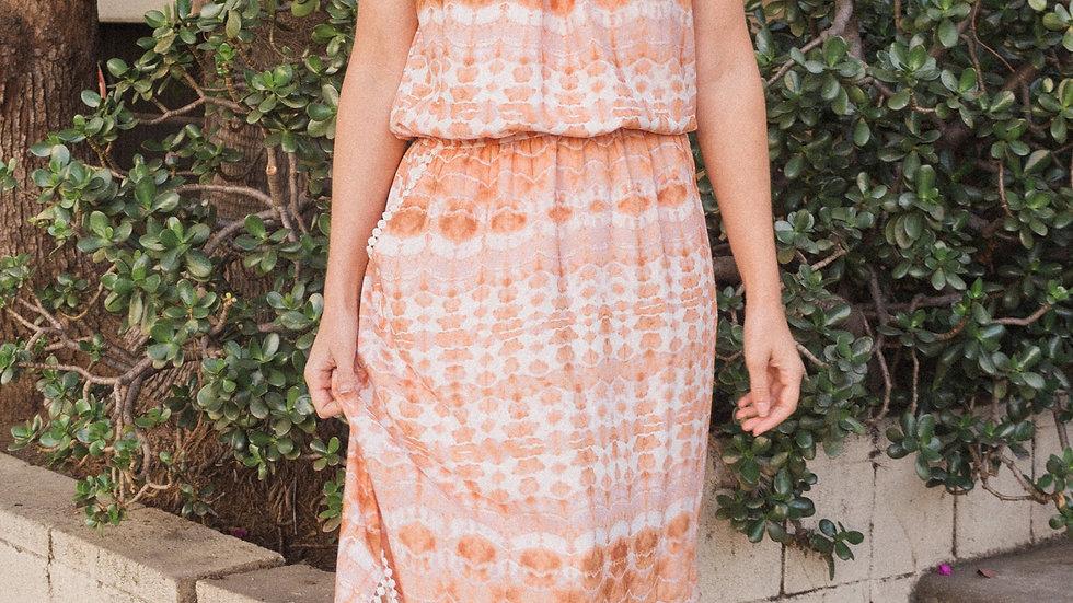 Austin Halter Maxi Dress