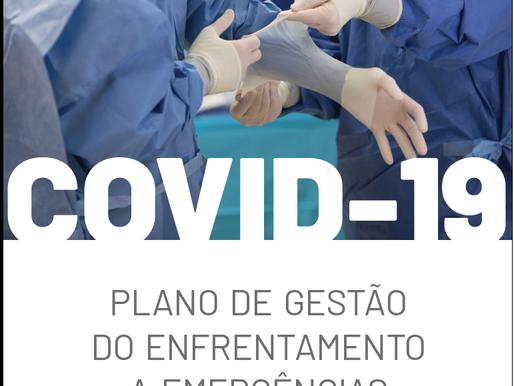SOBRASP LANÇA O PLANO DE GESTÃO DO ENFRENTAMENTO A EMERGÊNCIAS
