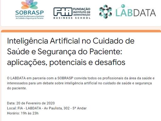 IA no Cuidado de Saúde e Segurança do Paciente: aplicações, potenciais e desafios