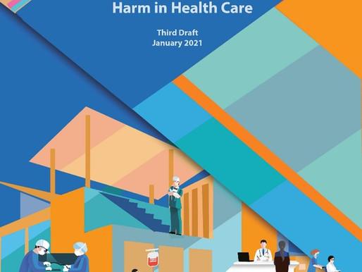 Plano de Ação Global para a Segurança do Paciente 2021-2030:rumo à eliminação de danos evitáveis