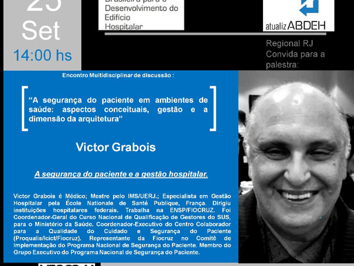 Encontro Multidisciplinar de Disciplinar: Victor Grabois