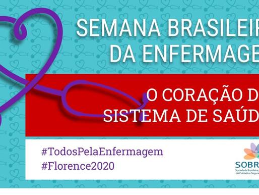 Semana Brasileira da Enfermagem
