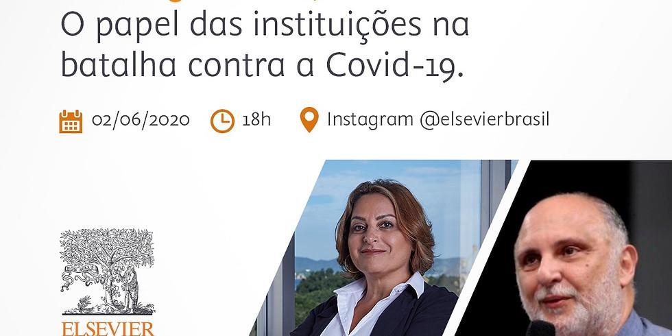 Live Elsevier Hacking Covid-19