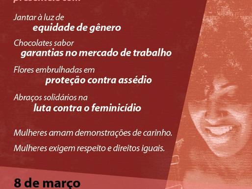 Homenagem da Presidência da Fiocruz pelo Dia Internacional da Mulher