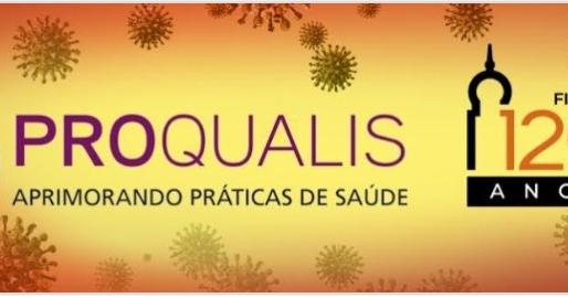 Participe da Pesquisa Proqualis avaliação do risco de exposição do PROFISSIONAL DE SAÚDE à COVID