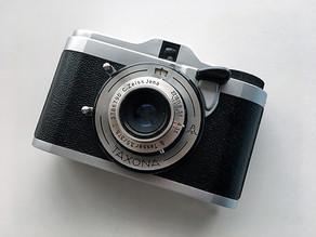 さらば、心惹かれたカメラ達 その1