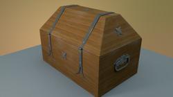 CGI: Treasure Box