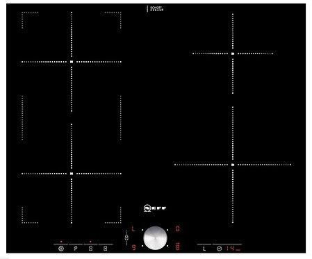 Induktions-Kochfeld T45T48X2