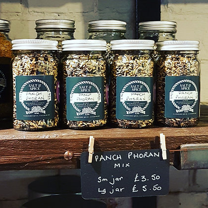 Panch Phoran (Indian Five Spice)