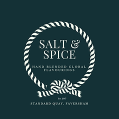 Salt & Spice Hand Blended Global Flavourings logo