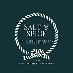 Salt & Spice Hand Blended Global Flavourings logo