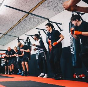 Hardknox Boxing Gym