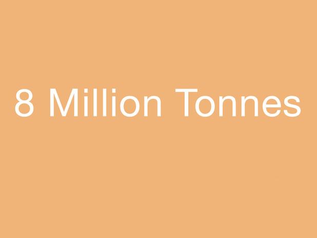 8 Million Tonnes