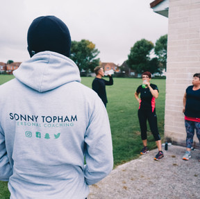 Sonny Topham Personal Coaching