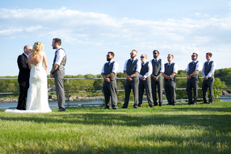 Erin + Jonathan  |  A Picture Perfect New England Seacoast Wedding