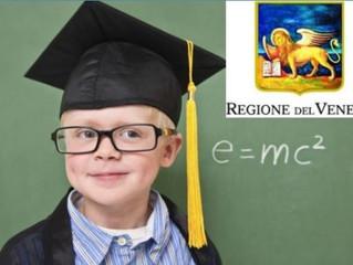 Le linee guida della Regione Veneto sull'Iperdotazione