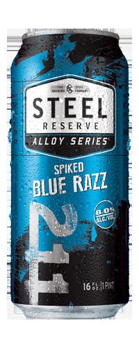 Steel Reserve BlueRaz