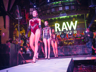 Raw Artist Denver Femme Fatale Intimates Lingerie Fashion Show!