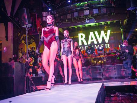 Raw Artist Denver Femme Fatale Intimates Lingerie Fashion Show!