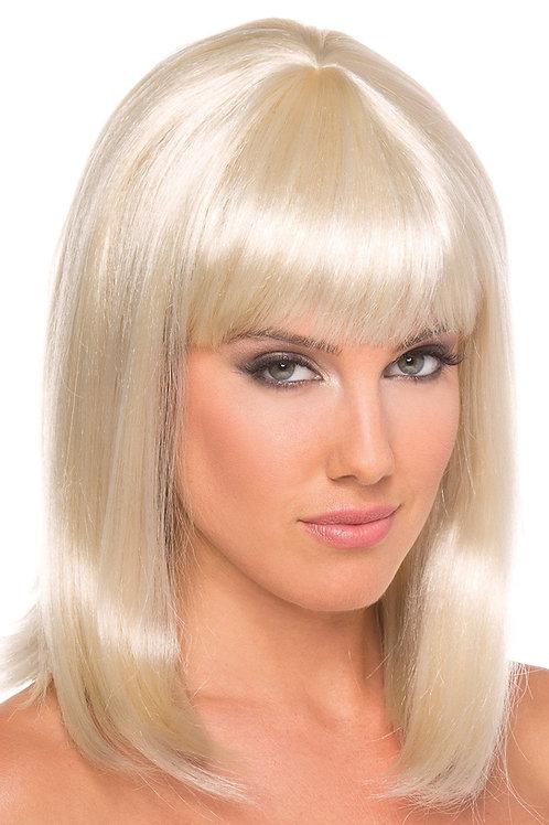 Doll Wig Blonde