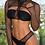 Thumbnail: Long Sleeve Fishnet Bikini