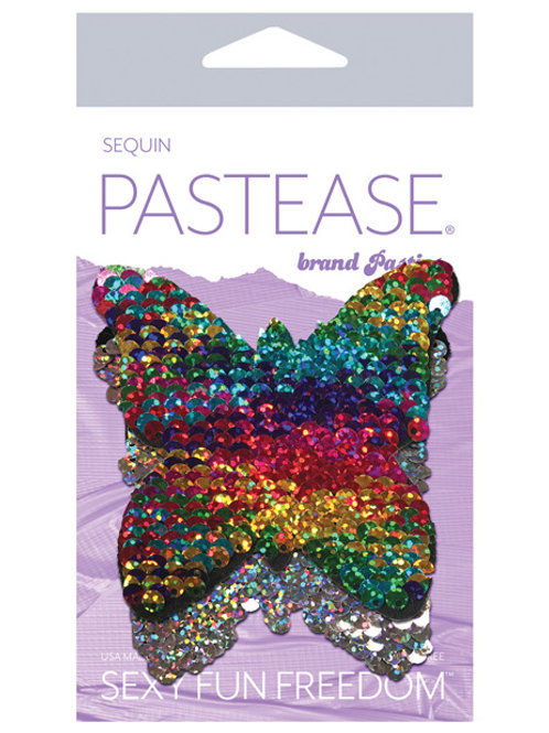 Pastease Color Changing Flip Sequins Butterfly