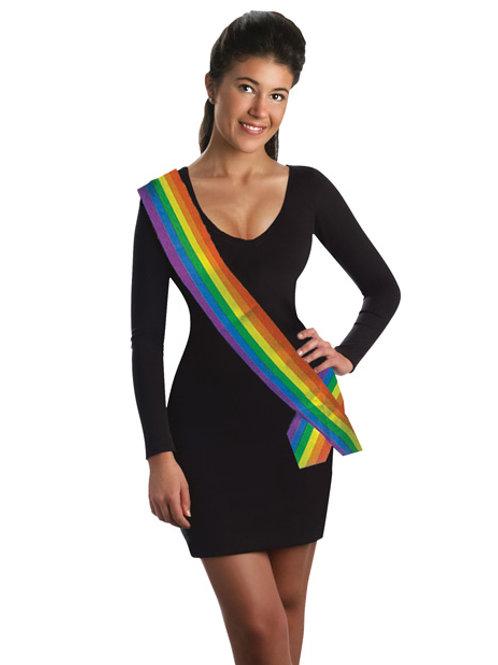 Rainbow Fantasy Sash