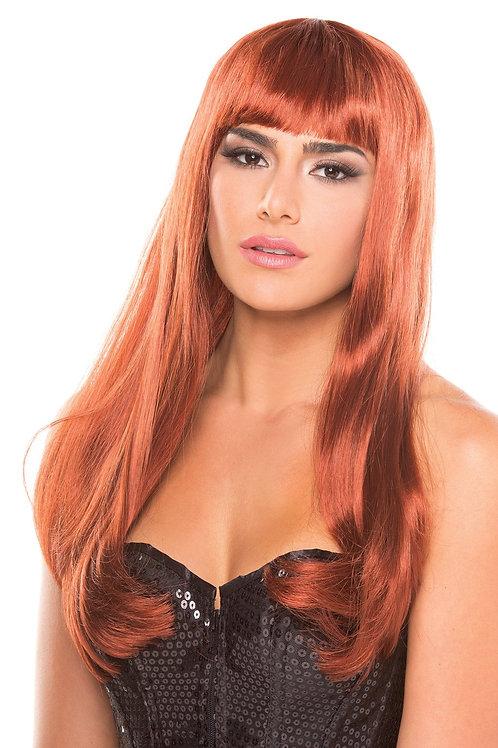Pop Diva Wig Auburn