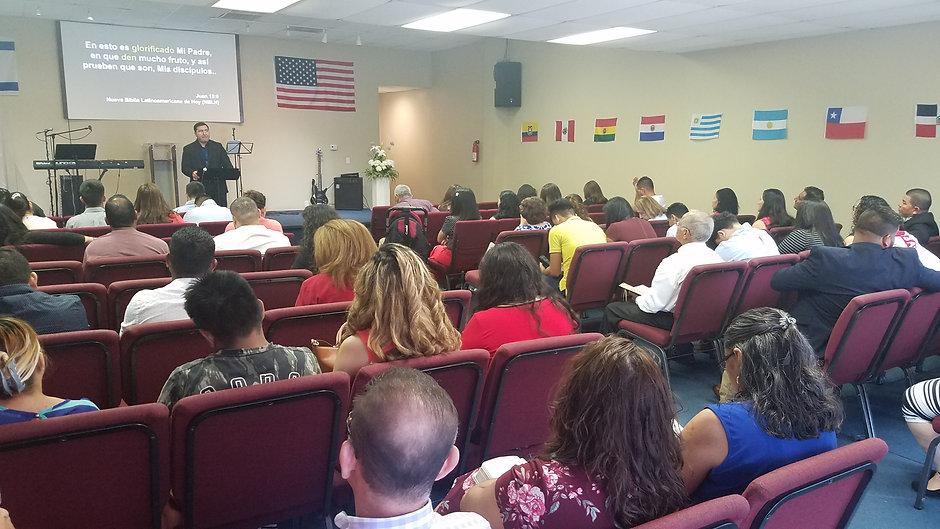 Tabernáculo Bíblico de Adoración