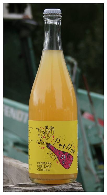 Pet-Nat Sparkling Cider 750 ml x 6