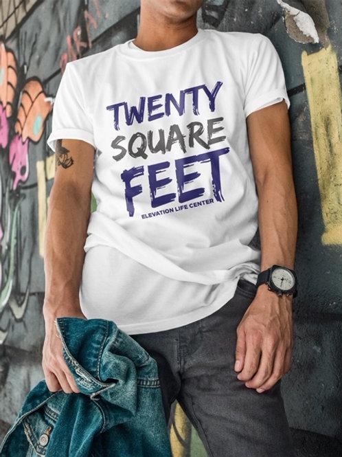 Twenty Square Feet Shirt