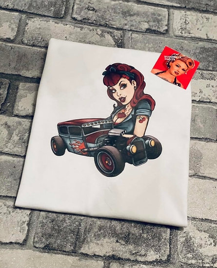 Red Heads and Hot Rods