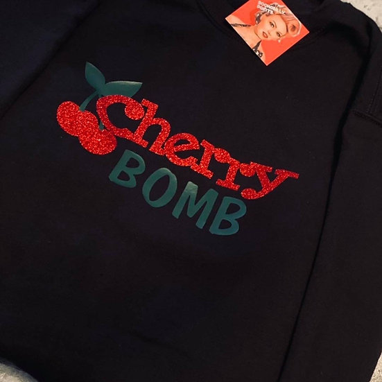 Cherry Bomb Sweatshirt