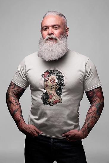 Men's Tattooed Lady