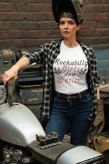 Rockabilly Girls Do It Better