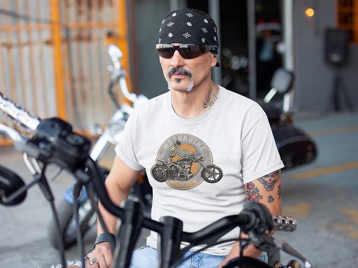 Men's Motorbike Skeleton Speed