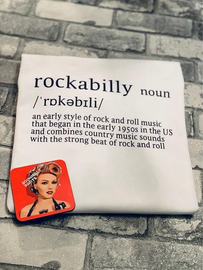 Rockabilly Noun