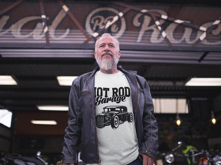 Men's Hot Rod Garage