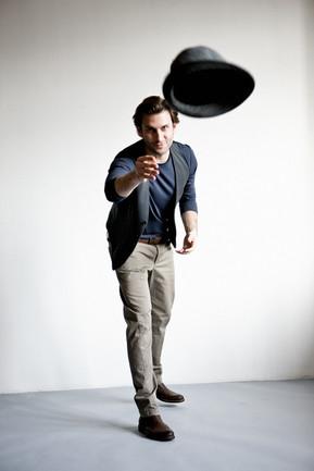 Simon Kornél Actor