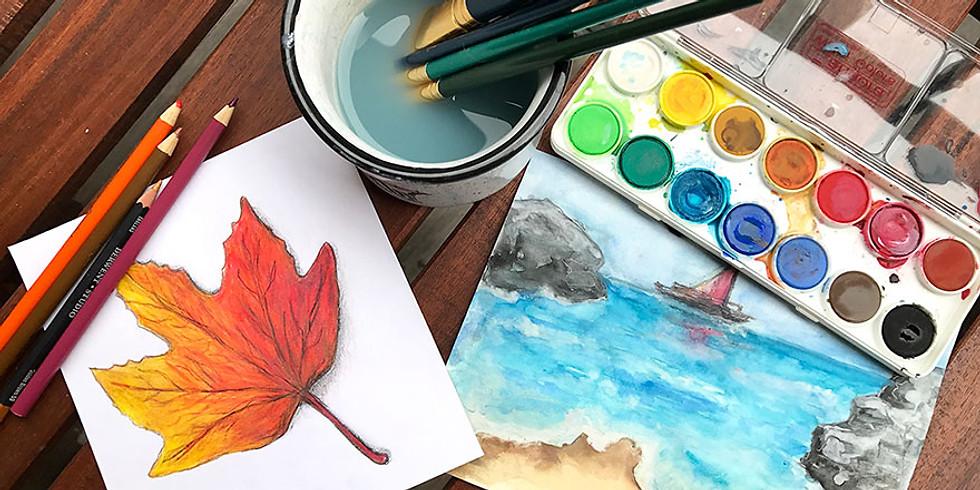 Junior Art Studio (Session 2)